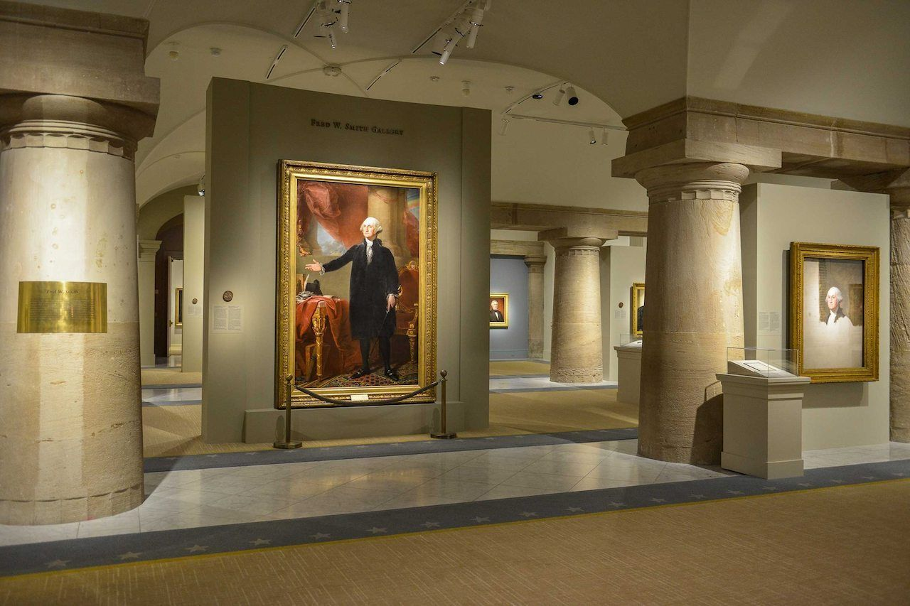 national-portrait-gallery-facebook, Smithsonian museums