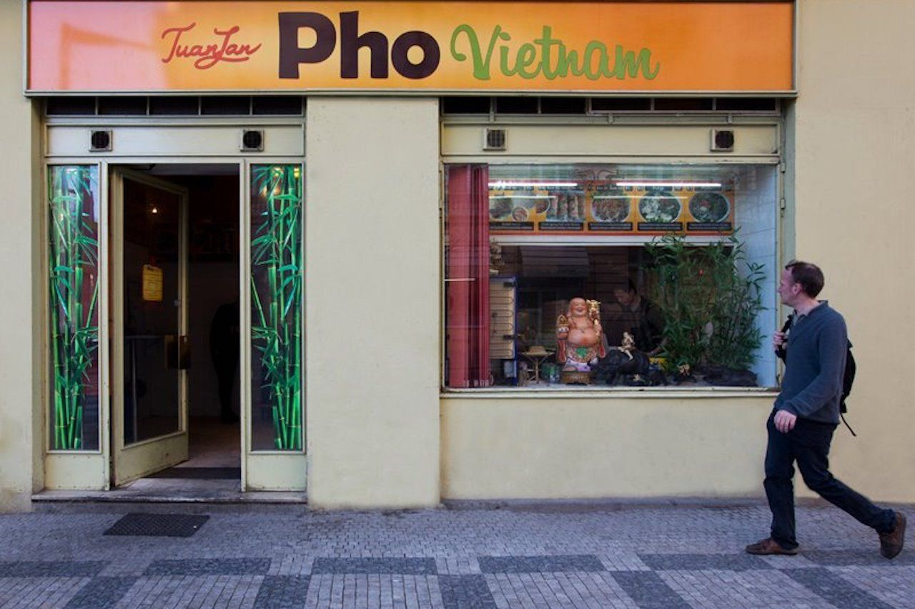 Pho Vietnam, prague restaurants