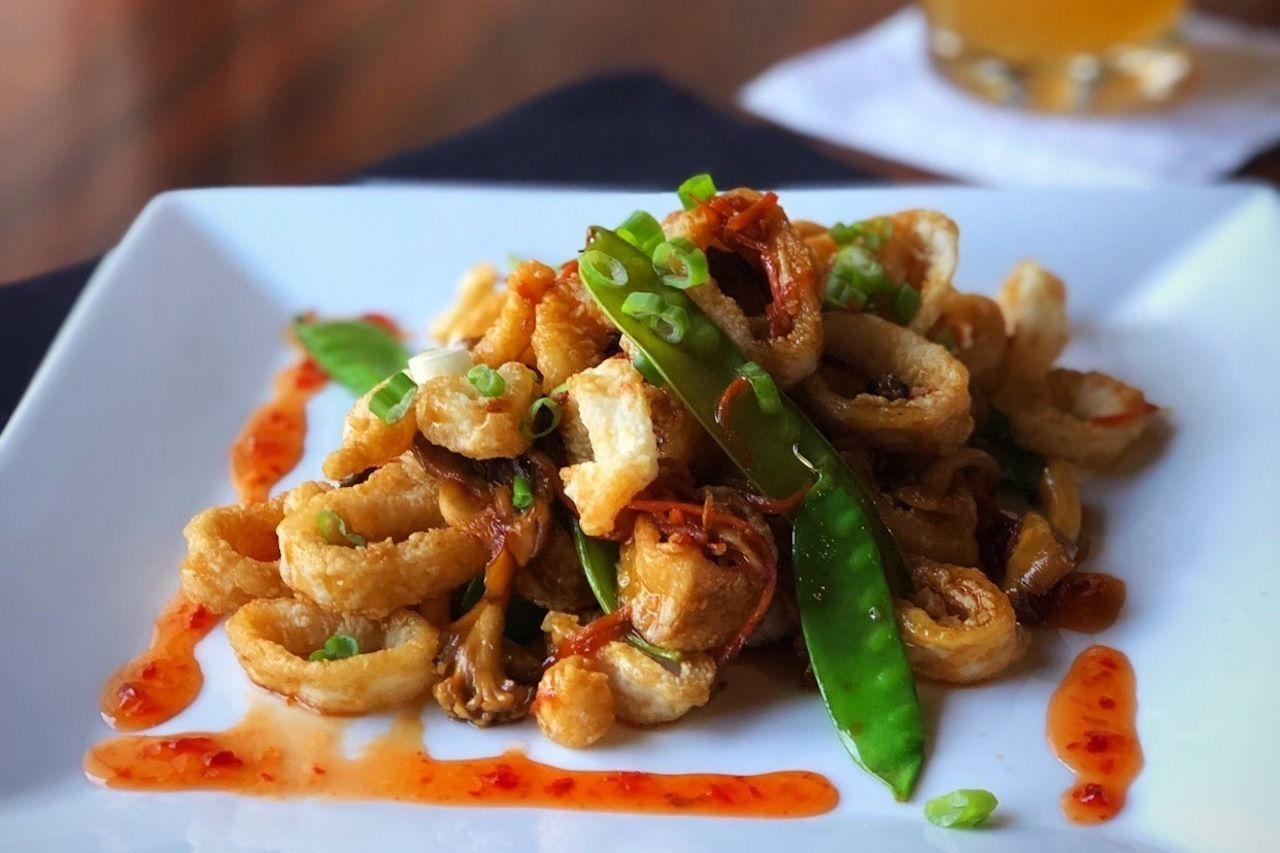 rhode-island-calamari-celestial-cafe-brendan-read, Rhode Island calamari