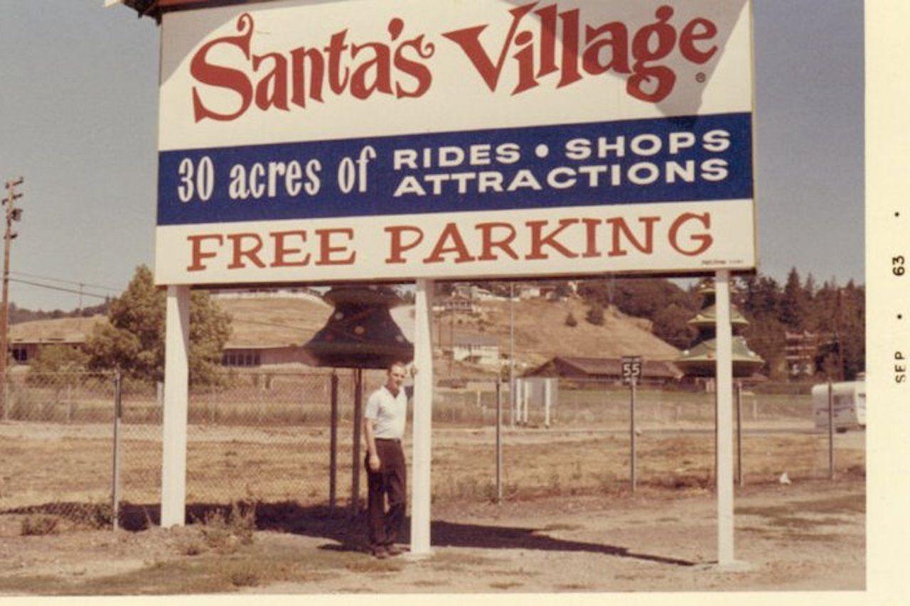 santas-village-parking-santa-cruz, Santa's Village
