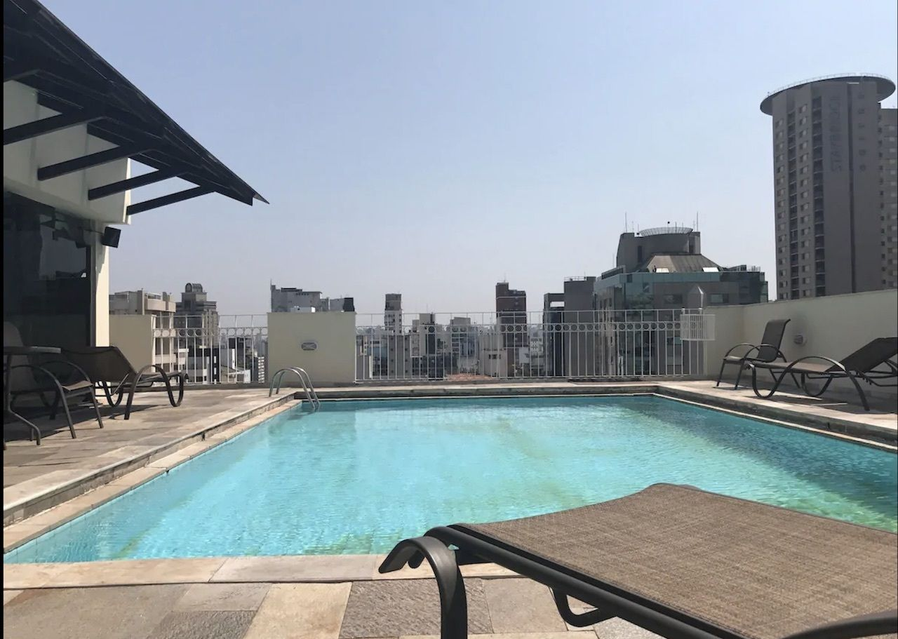 sao-paulo-airbnb-rooftop-pool-itaim-bibi,São Paulo Airbnbs