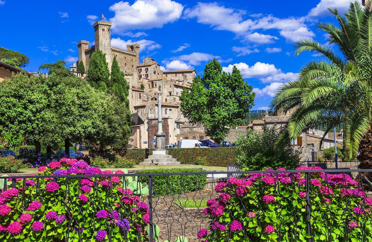 Beautiful,Medieval,Villages,Of,Italy,-,Bolsena,  Tuscia town