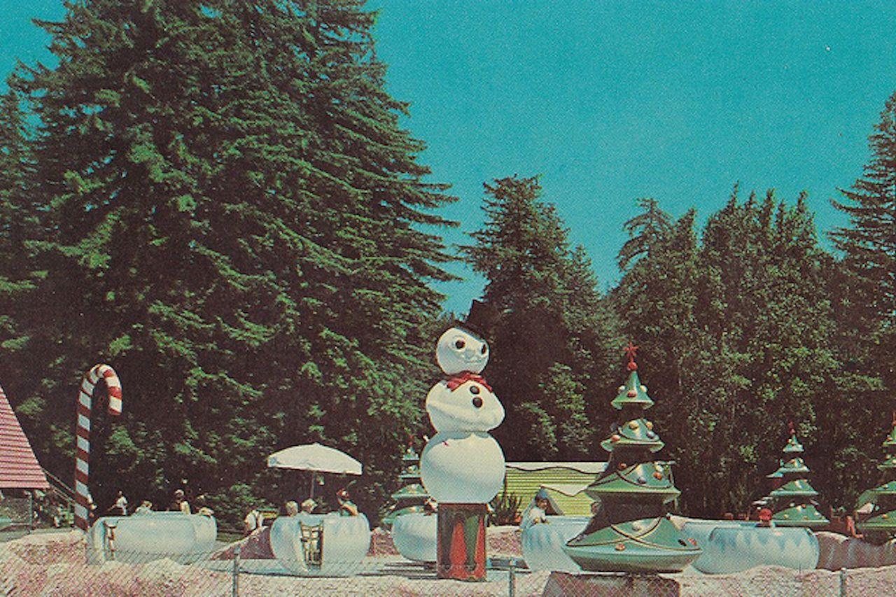 theme-park-santas-village, Santa's Village