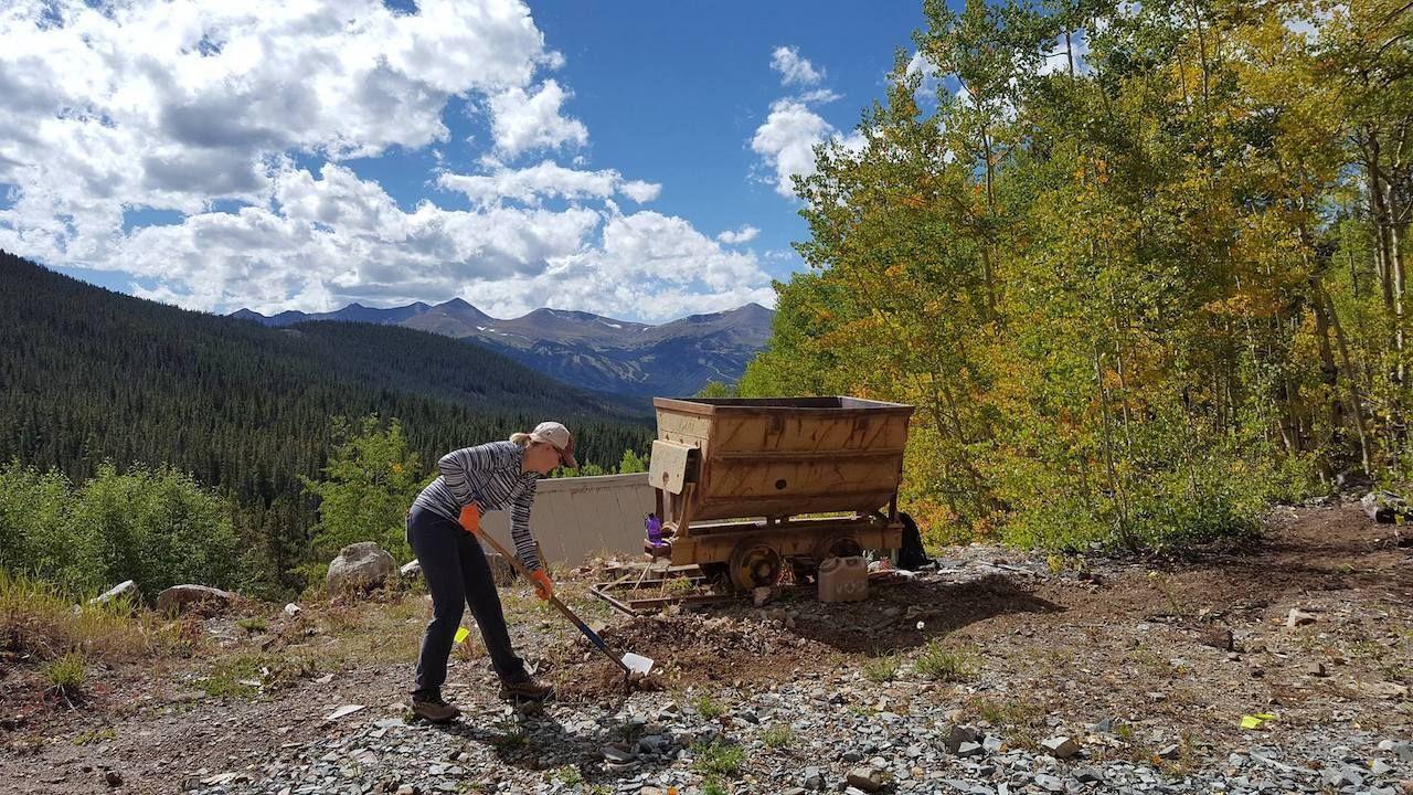trailwork, sustainable travel in Breckenridge