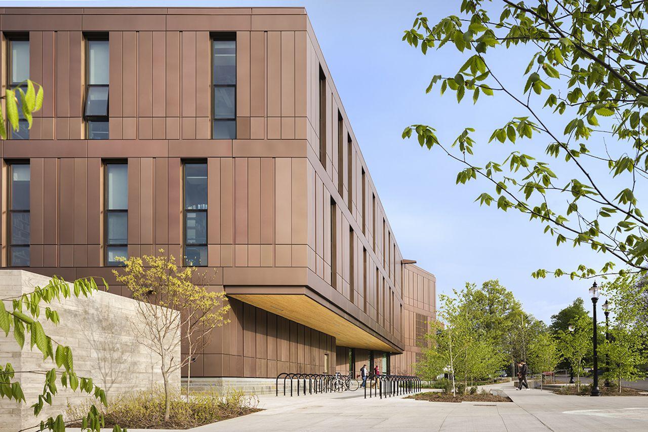 University of Massachusetts, Design Building