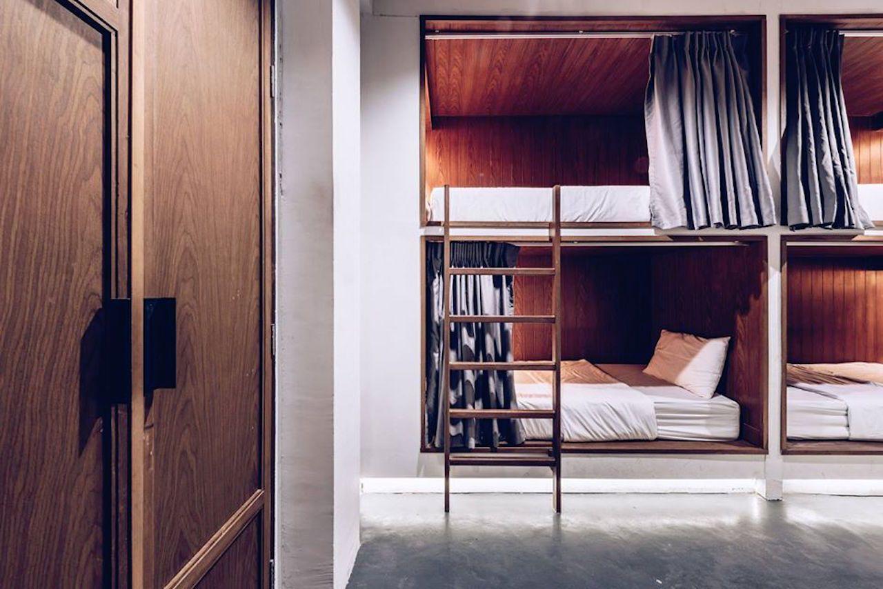 Accommodation-in-Bangkok-Hostel-Once-Again-Hostel-Bangkok