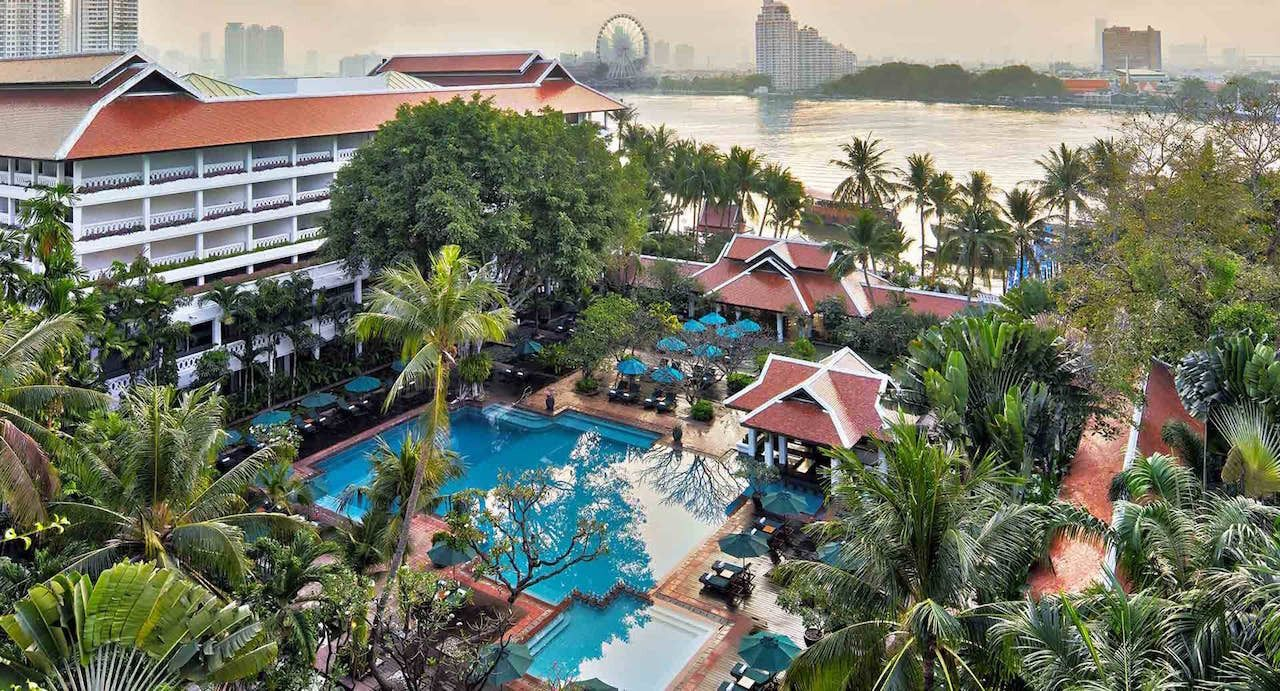Accommodation-in-Bangkok-Luxury-Hotel-Anantara-Riverside,