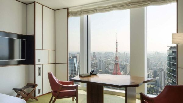Accommodation-in-Tokyo-Andaz-Tokyo-Toranomom-Hills-Luxury-hotel