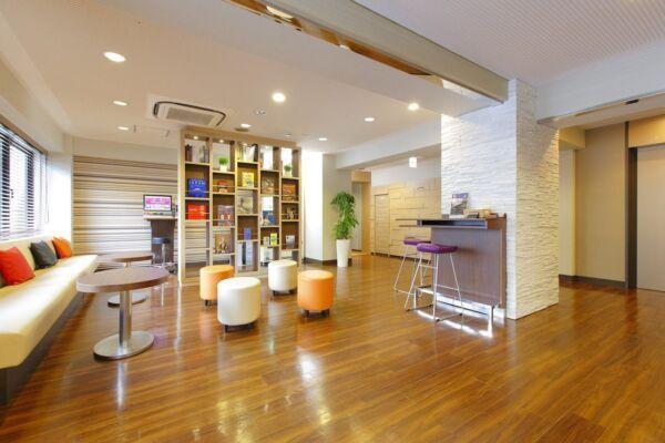 Accommodation-in-Tokyo-Hotel-Mystays-Asakusa