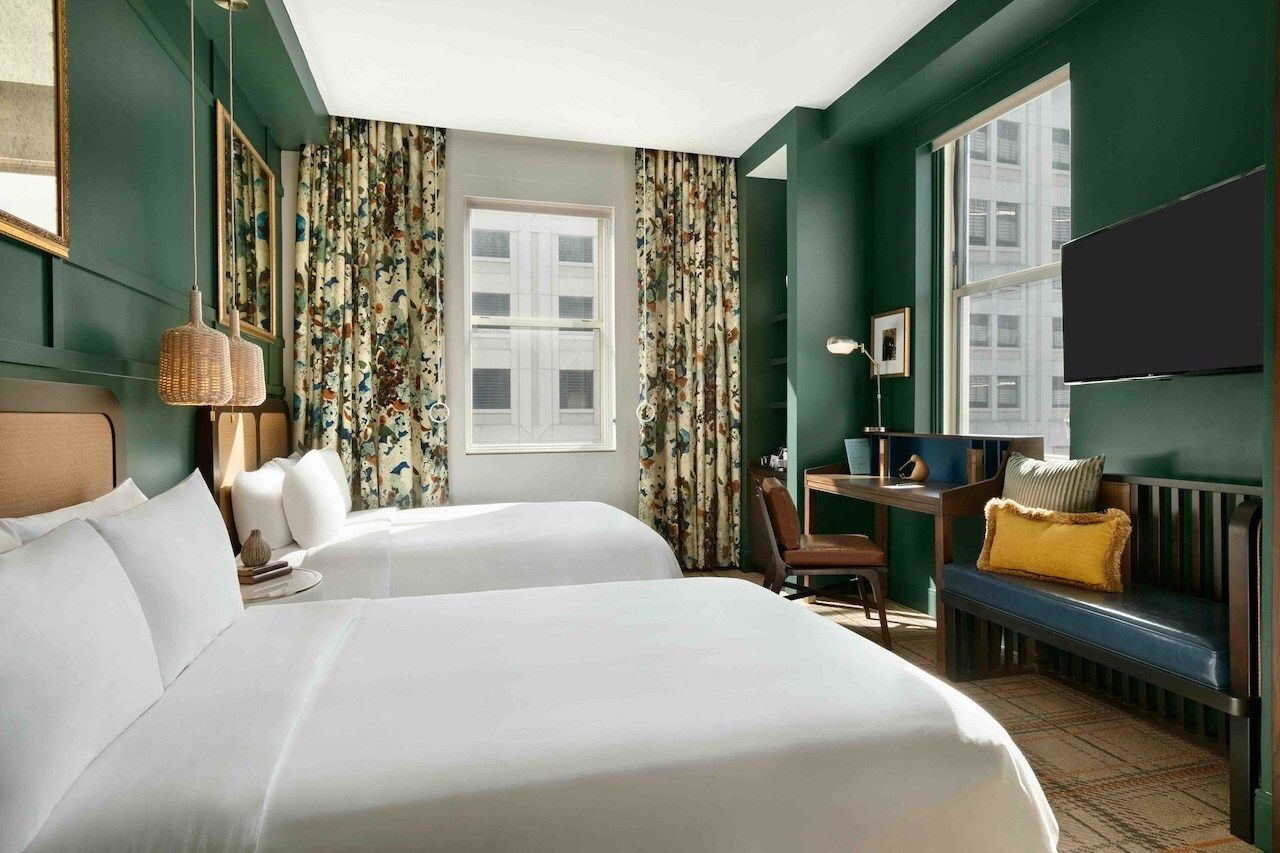Atlanta-Boutique-Hotel-Glenn-Hotel-room, Atlanta boutique hotels
