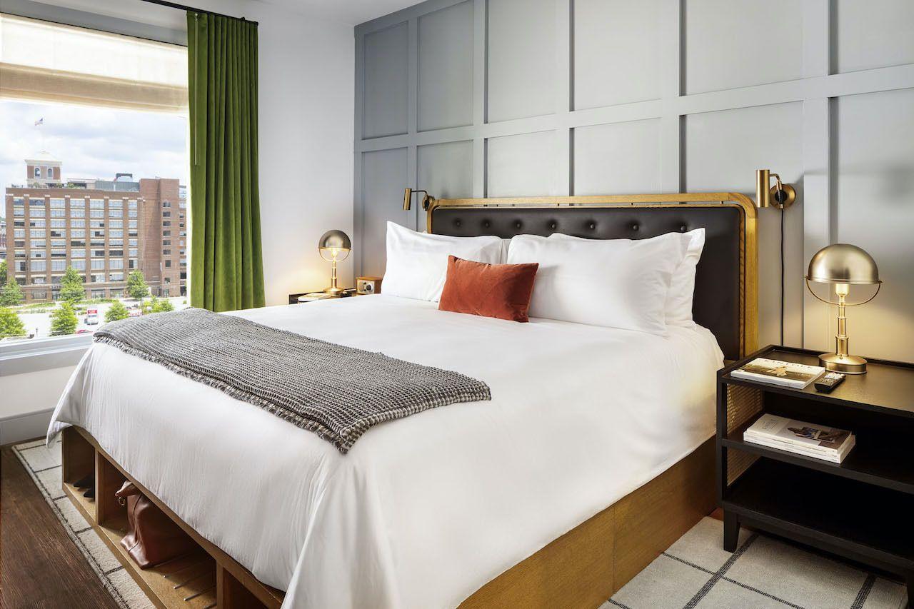 Mainsail Hotels - 551 Ponce Hotel - Model Room, Atlanta boutique hotels