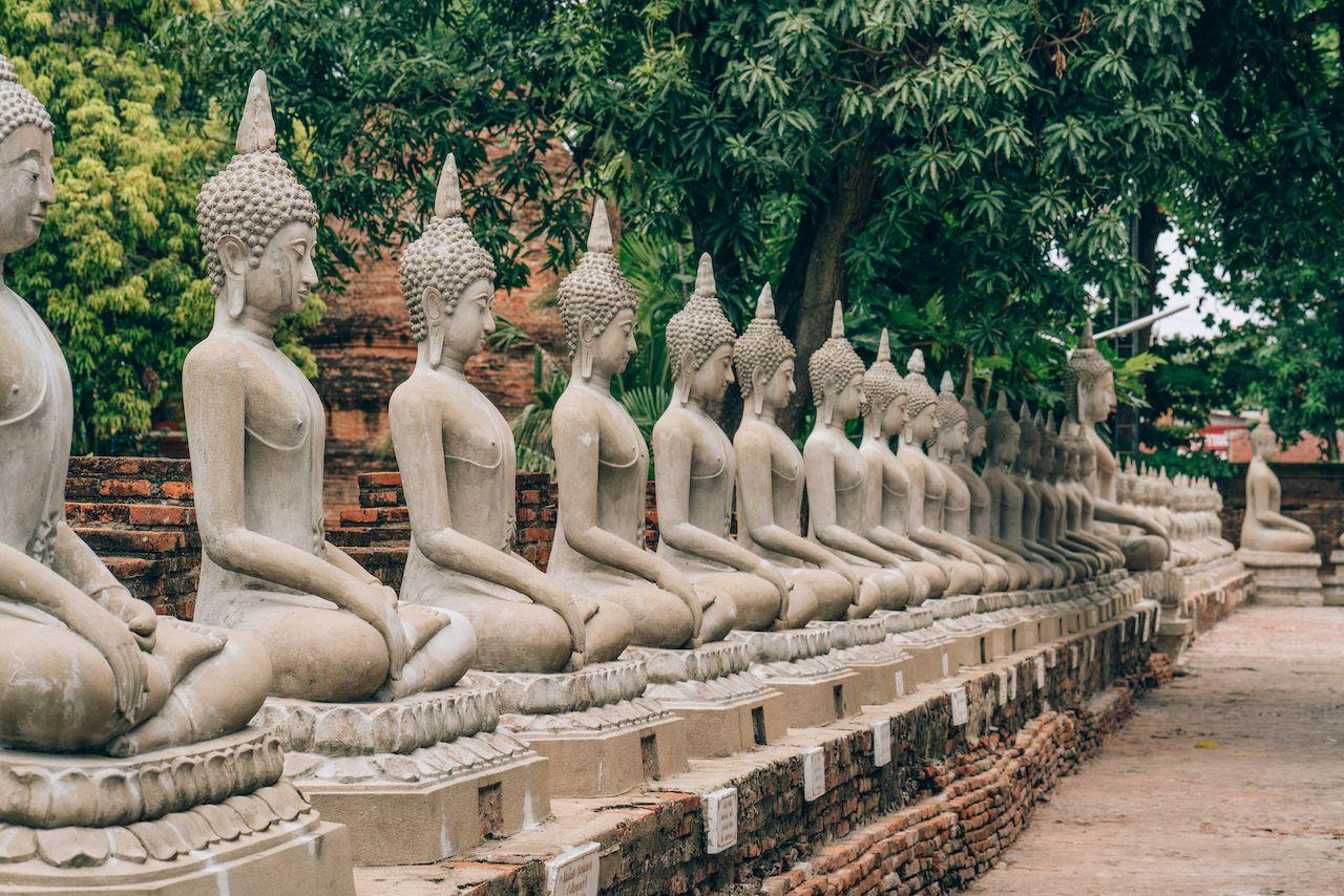 Bangkok-day-trips-Ayattuyah-Historical-Park