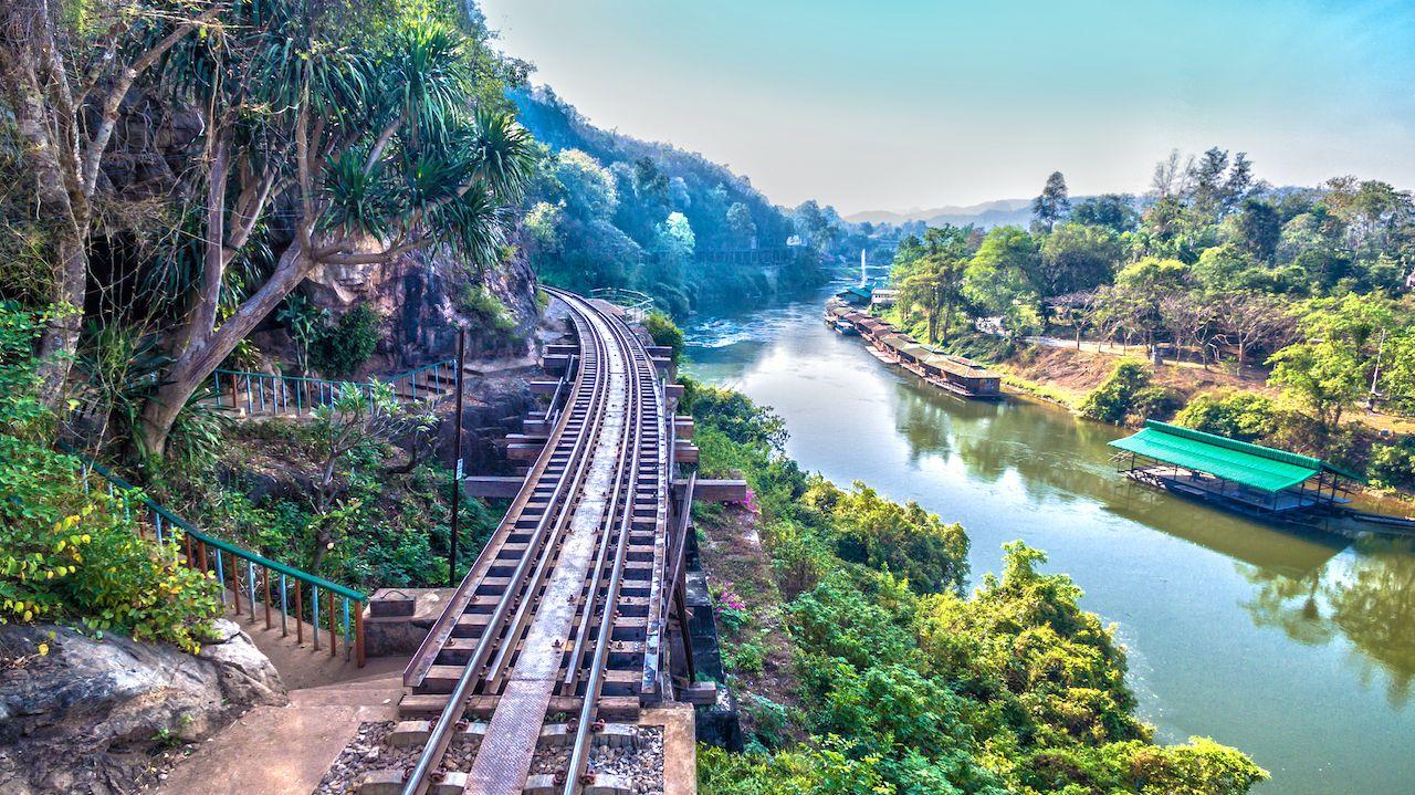 Bangkok-day-trips-Kanchanaburi