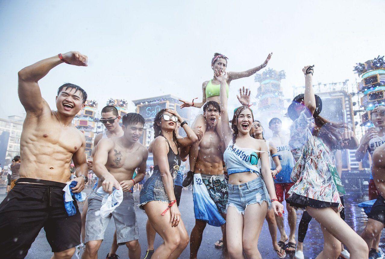 S2O Songkran Music Festival 2019, bangkok events