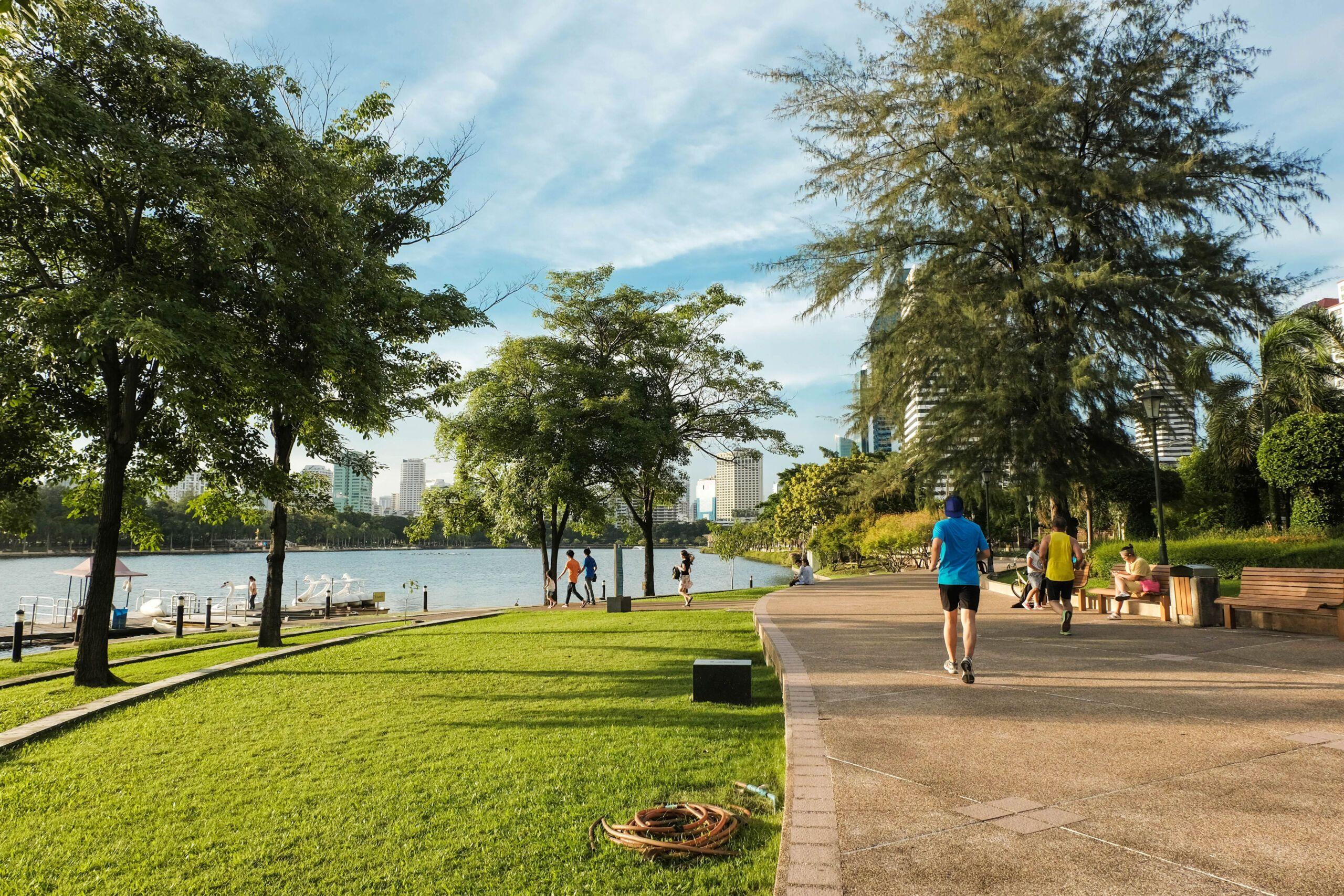 Bangkok-parks