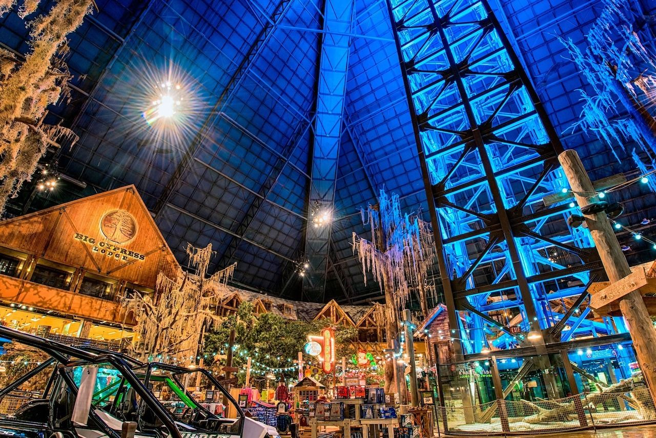 Big Cypress Lodge October 11, 2020, Hop on the nation's tallest free-standing elevator