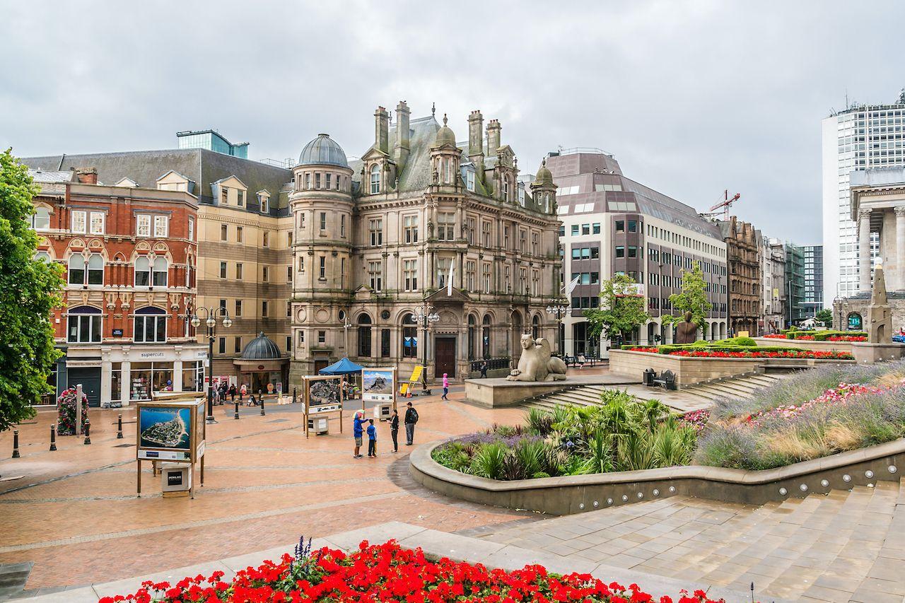 Birmingham-UK-second-cities-512229715. ,Second cities