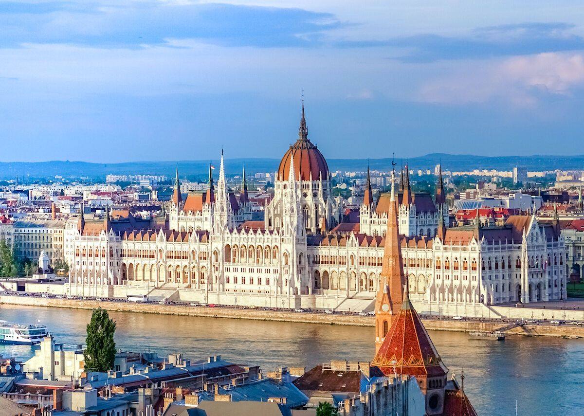 �Black Widow� showcases one of Europe�s most underrated, cinematic capitals