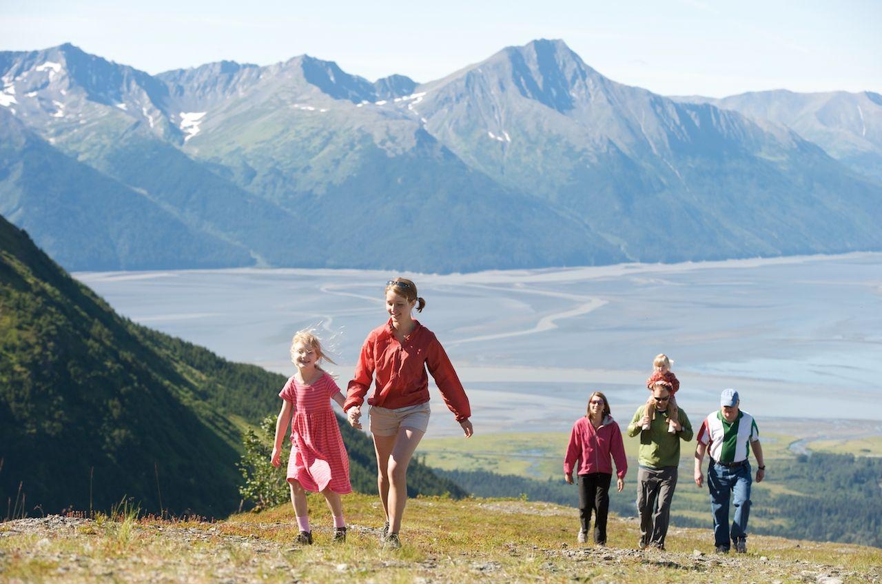 How to plan a family trip to Alaska