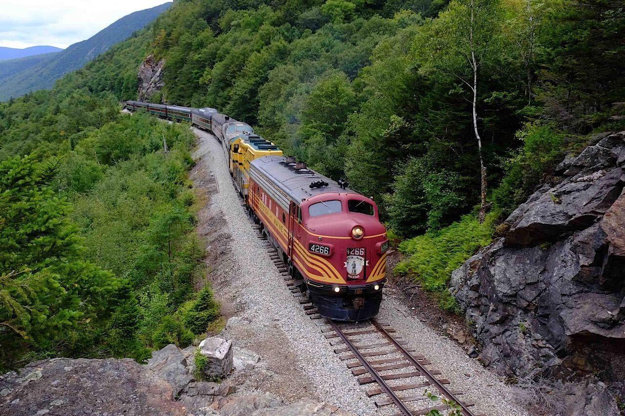 Conway-scenic-railroad , US train trips