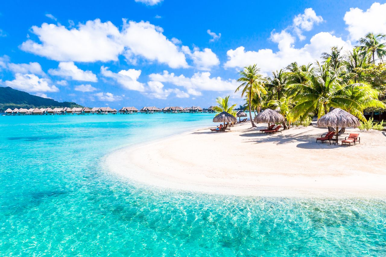 Bora,Bora,Island,,French,Polynesia, Islands in French Polynesia
