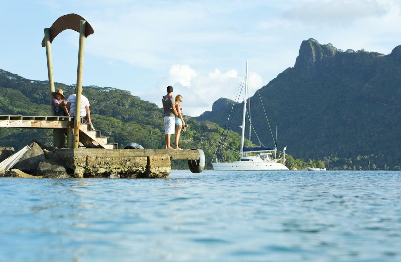 Honeymooners - Hero, Islands in French Polynesia