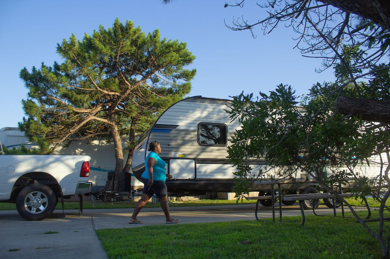 Solo travel by RV: Everything you need to know
