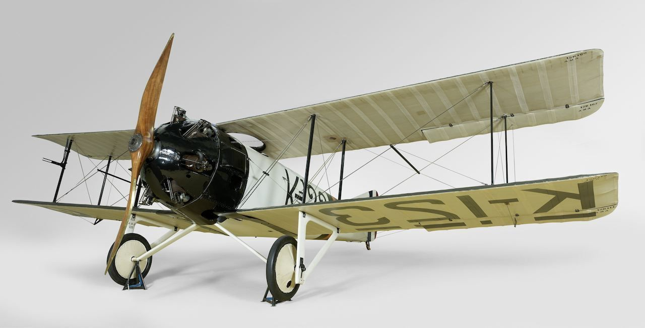 One-day-guide-to-the-Rijksmuseum-fighter-plane