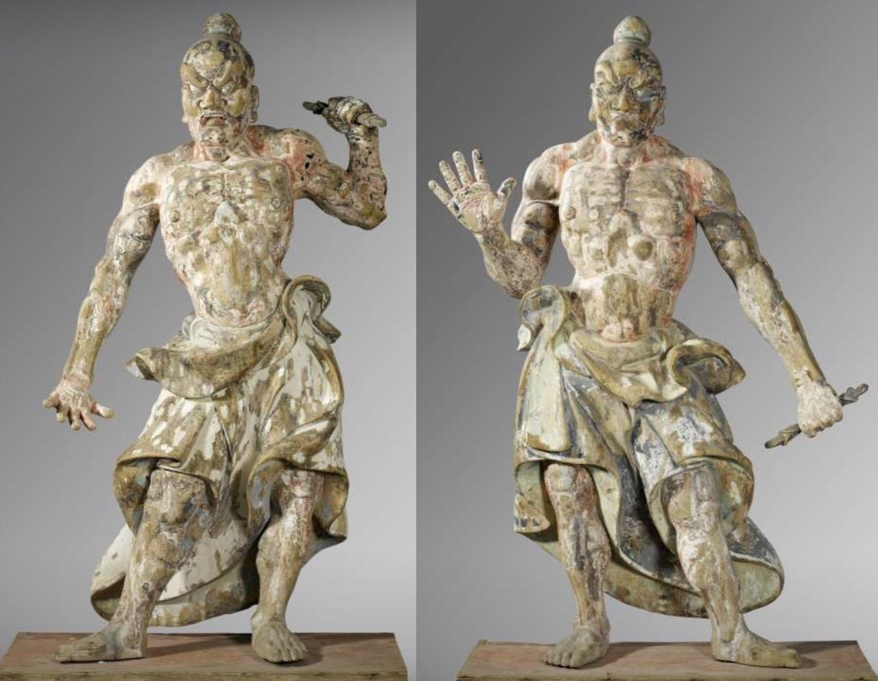 One-day-guide-to-the-Rijksmuseum-japanese-temple-guardians
