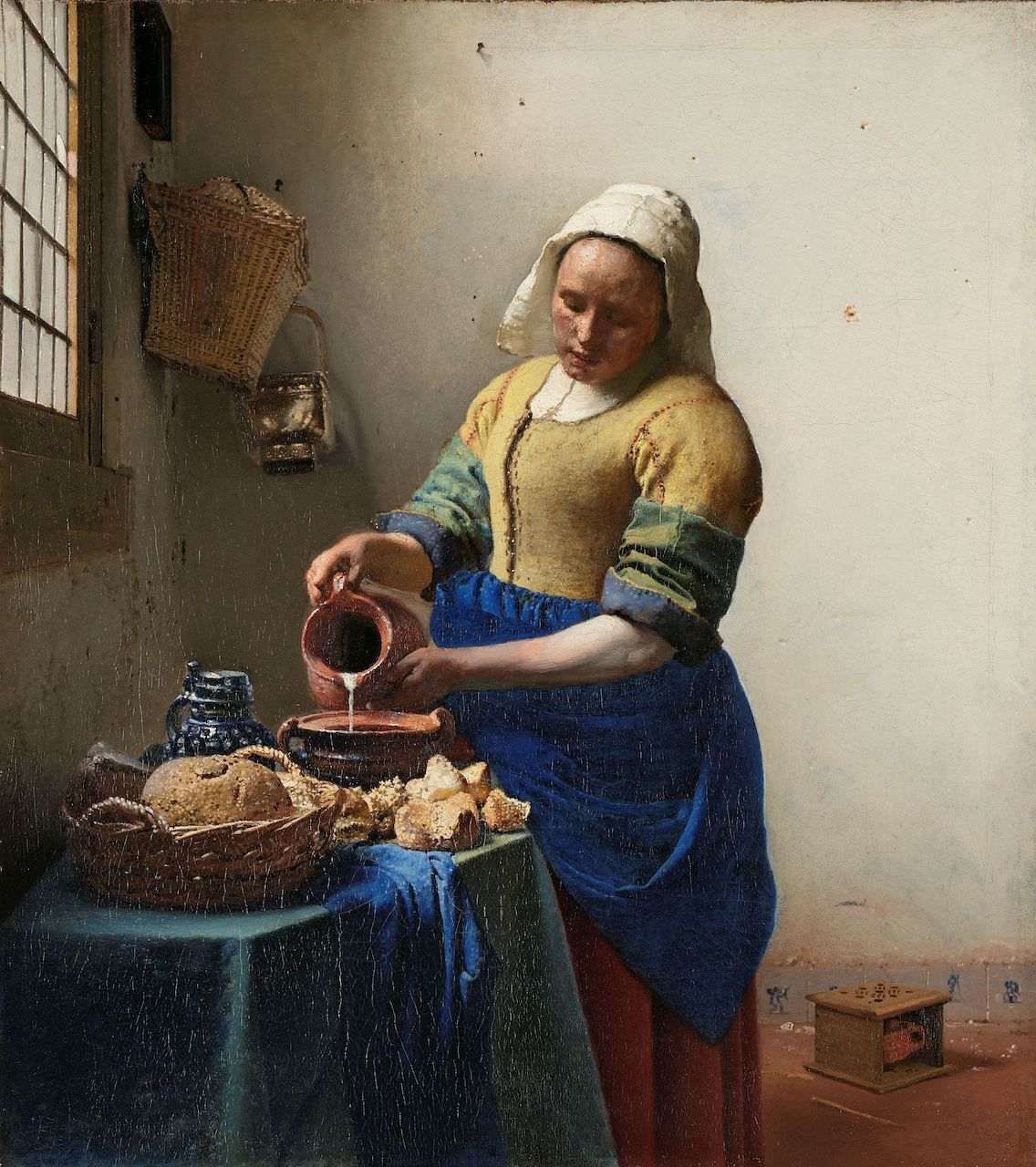 One-day-guide-to-the-Rijksmuseum-milkmaid