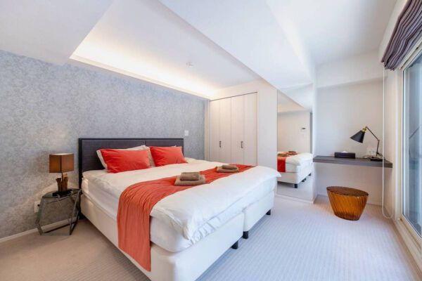 Spacious-Shinjuku-Apartment-Airbnb-accommodation-in-Tokyo