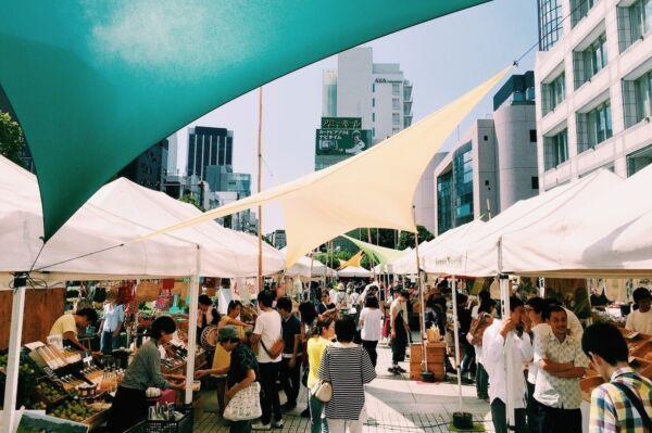 Tokyo-art-and-Culture-Aoyama-Farmers-Market