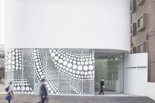 Tokyo-art-and-culture-Yayoi-Kusama-Museum