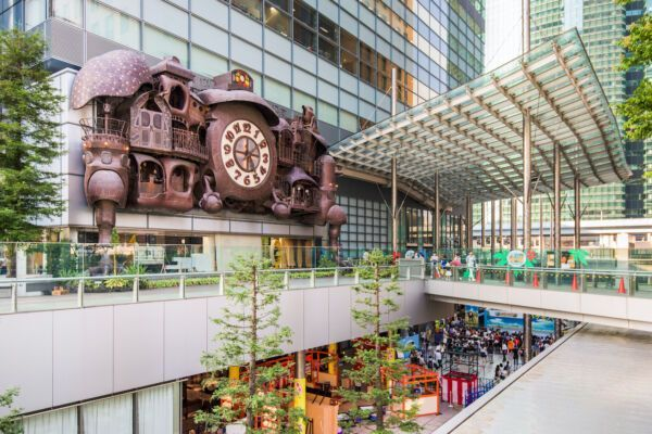 Tokyo-art-and-culture-public-art-the-Ghibli-Clock-364349756