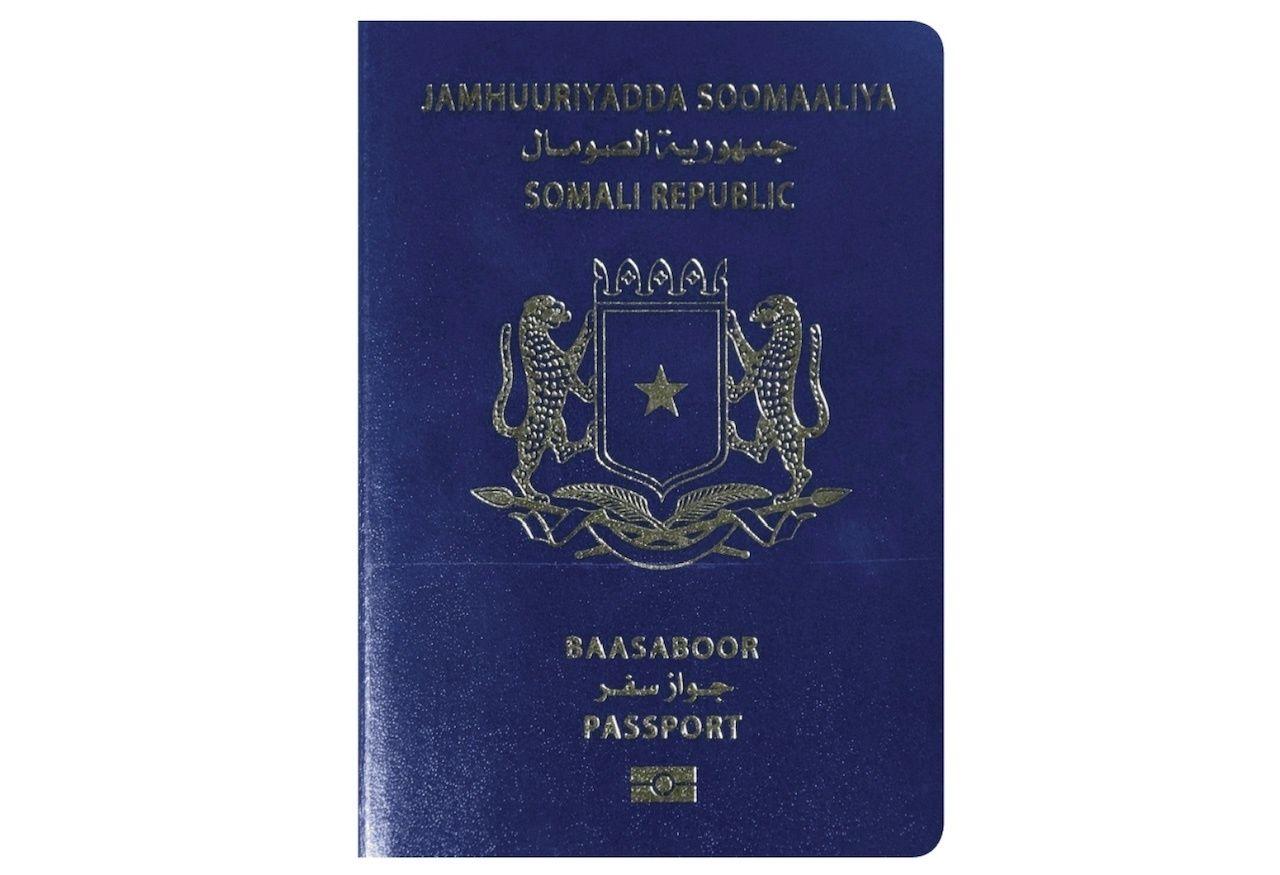 Weakest passports, somalia