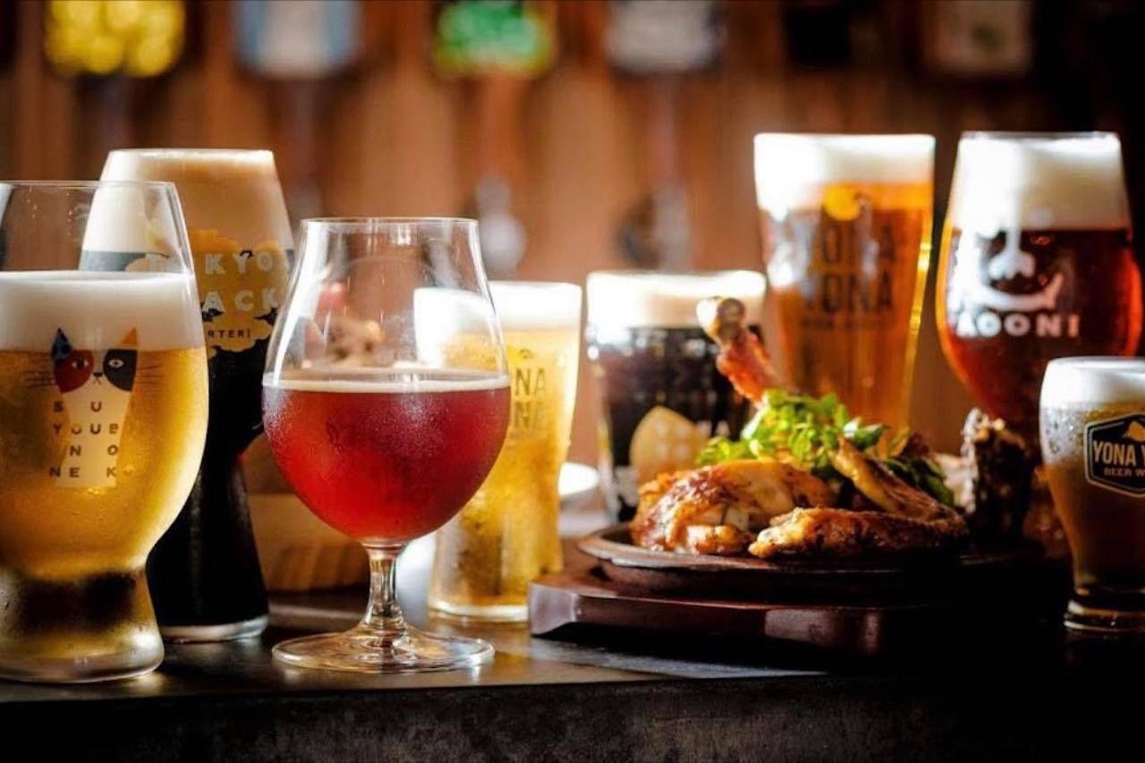 Yona-yona-beer-works-bar-tokyo-1343821892422394, Tokyo bars