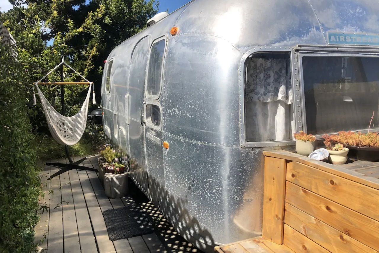 airstream-airbnbs-near-redwoods-national-park, Airbnbs near redwoods national park