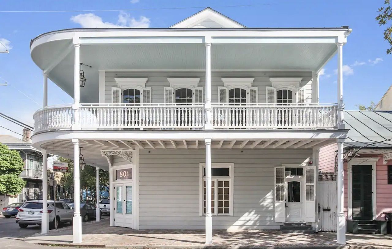 Classic Marigny New Orleans home renovated to modern perfection, New Orleans Airbnbs