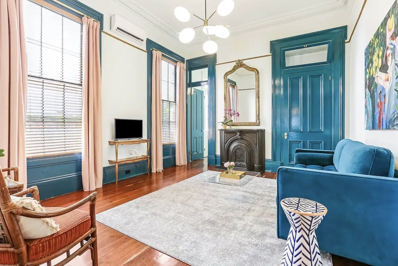 Bright home in historic Lower Garden District, New Orleans Airbnbs