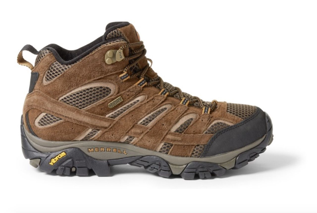merrell-hiking-boots-gear-for-trekking-in-latin-america, gear for trekking in Latin America