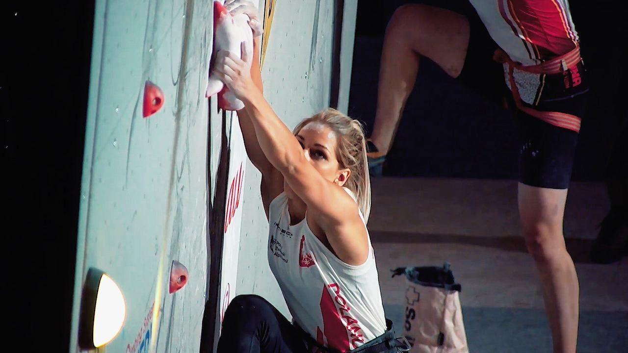 Aleksandra Mirosław sport climbing, new sports at the Tokyo Olympics