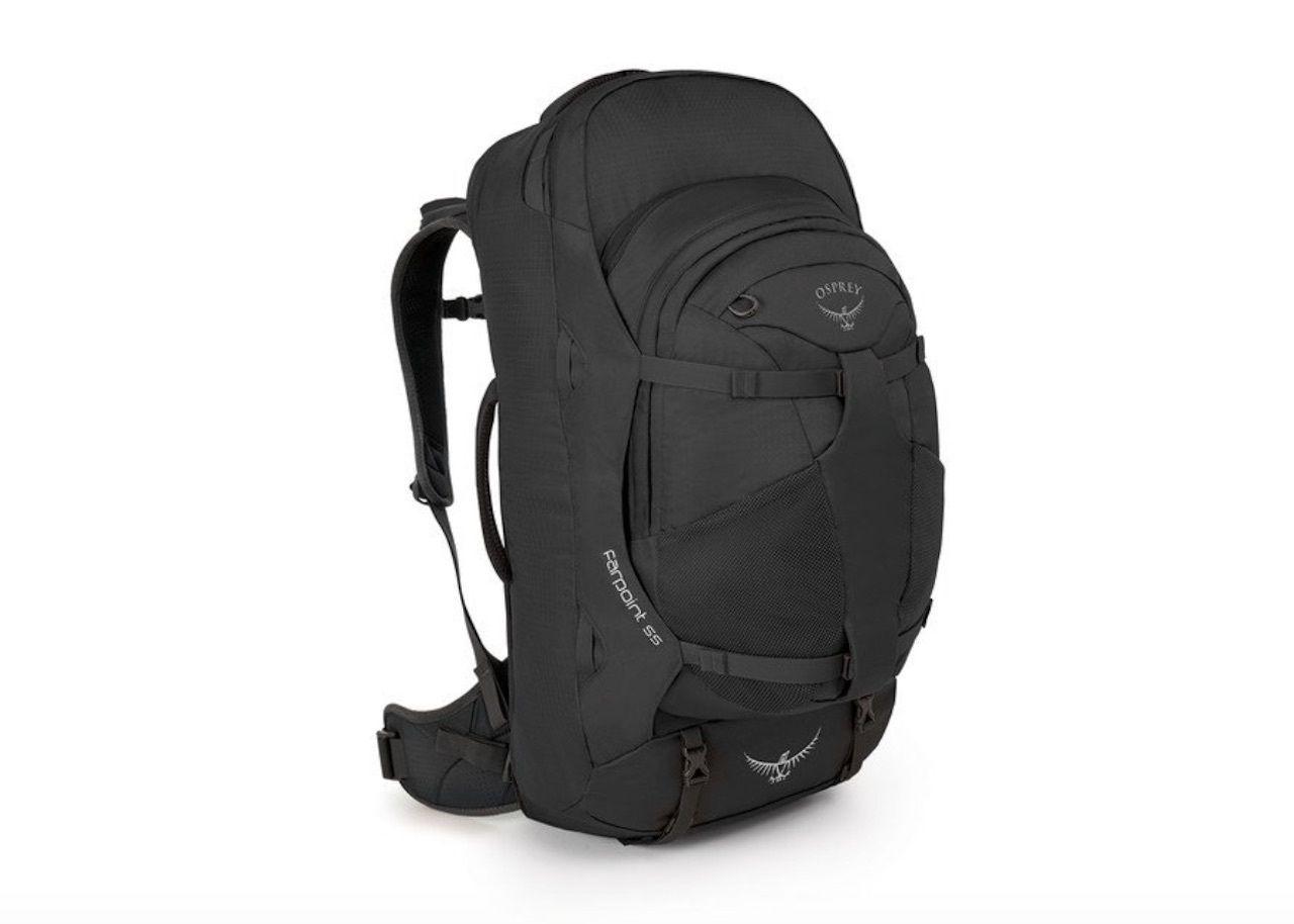 osprey-farpoint-55-gear-for-trekking-in-latin-america, gear for trekking in Latin America