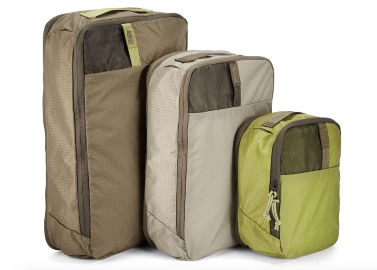 rei-expandable-packing-cube-set-gear-for-trekking-in-latin-america, gear for trekking in Latin America