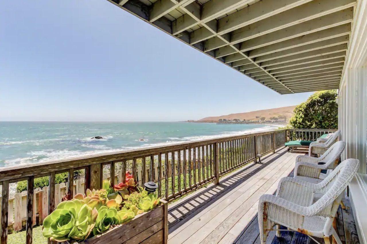 san-luis-obispo-oceanfront-airbnbs-in-california, Oceanfront Airbnbs in California