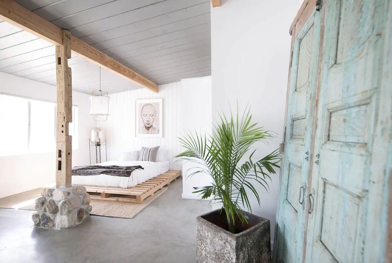 Asian-inspired Ting's House, Joshua Tree airbnbs