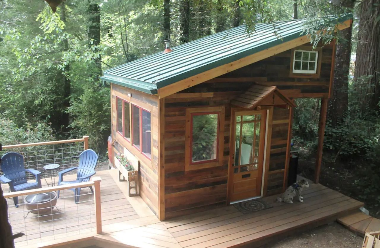 tiny-home-airbnbs-near-redwoods-national-park, Airbnbs near redwoods national park