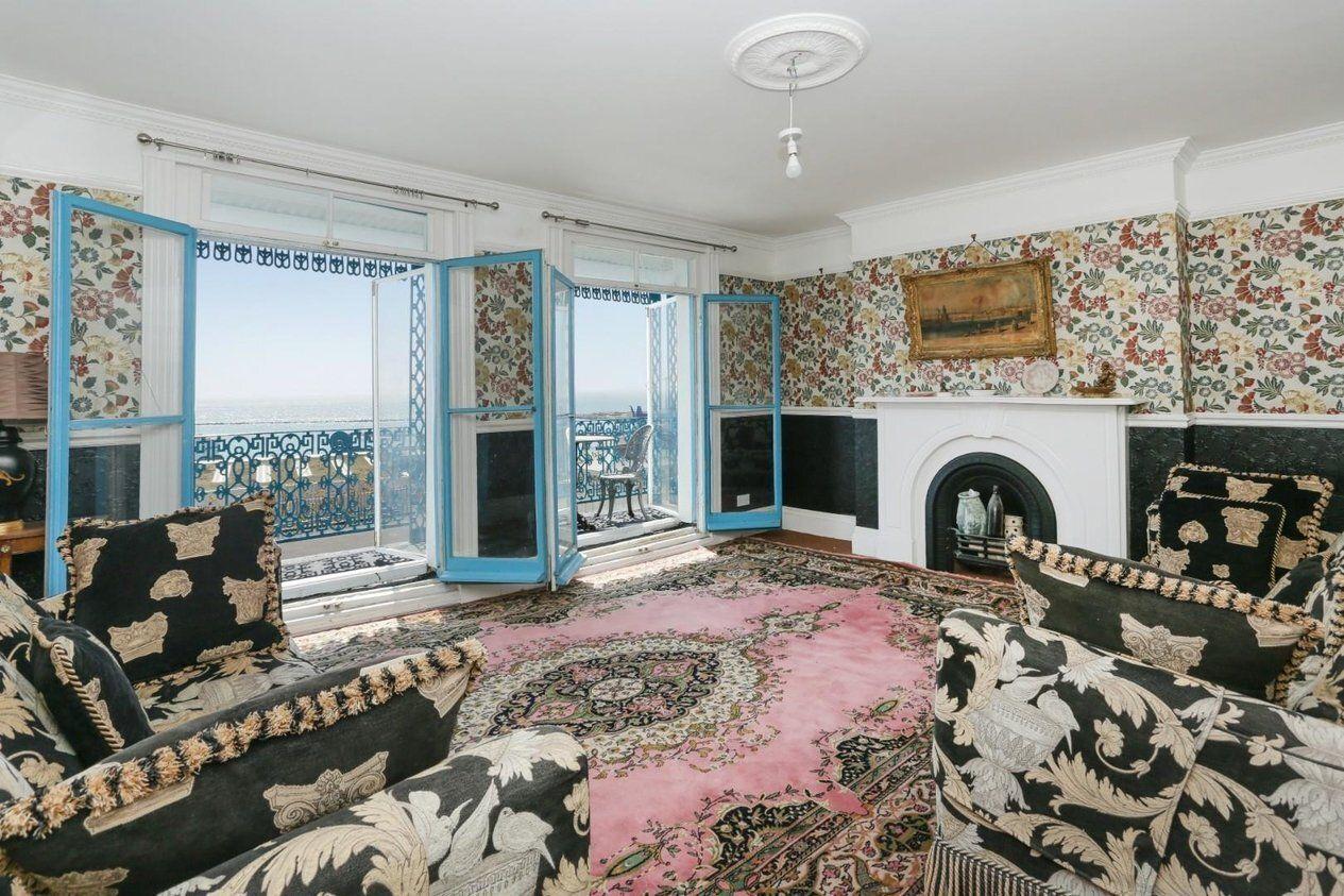 Charles Darwin's home interior