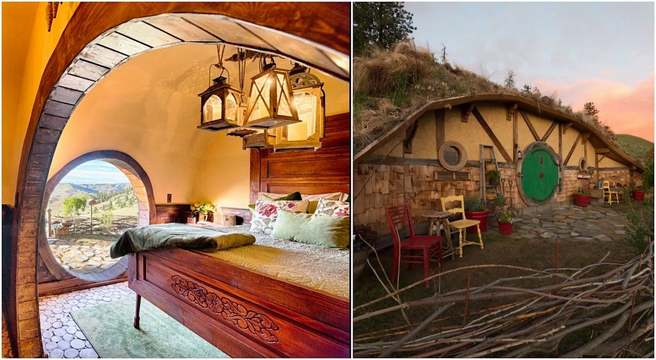 Collage-underground-hygge-most-wishlisted-airbnbs-in-the-pacificnorthwest