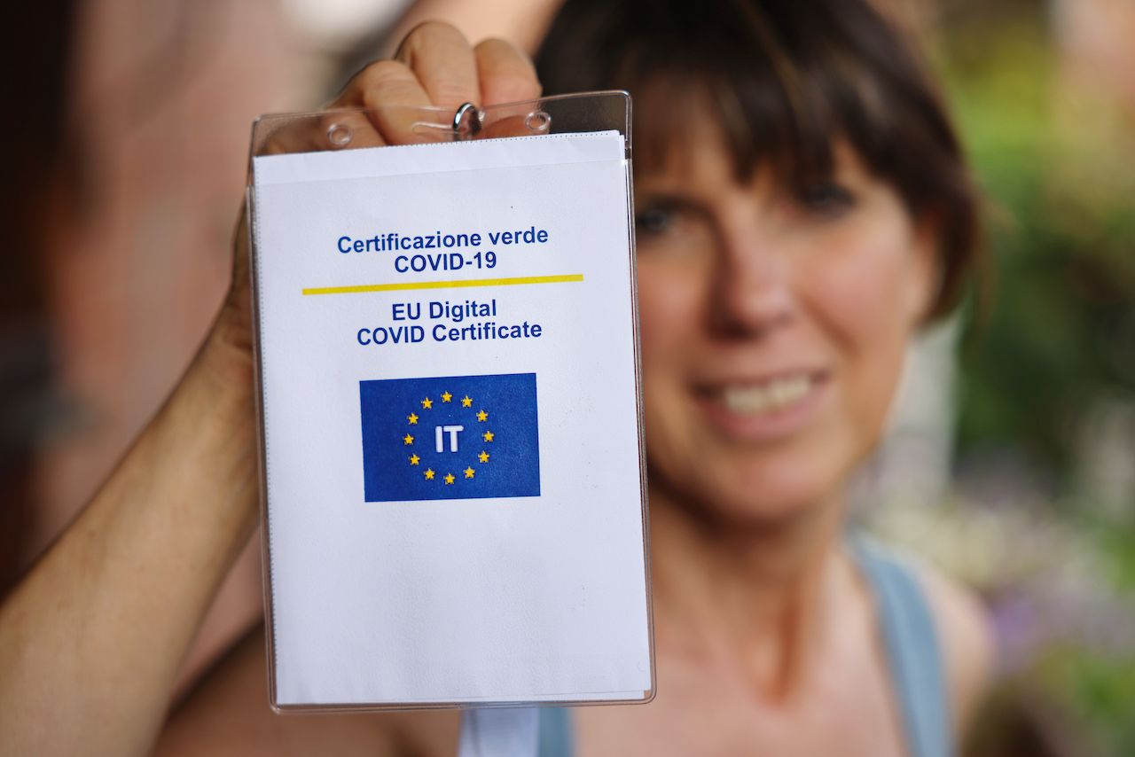 Everything you need to know about Europe's Digital COVID Certificate