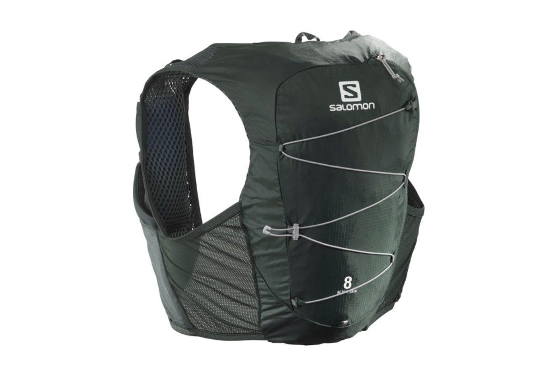 Fall outdoor gear Salomon hydration vest